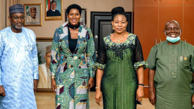 Photo of Actress, Stephanie Linus gets Ambassadorial appointment from the Minister of water resources