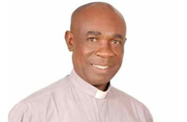 Gunmen abduct catholic priest for the second time in Delta State 1