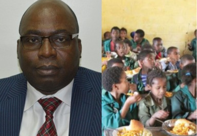 N2.67b supposedly used to feed school children during lockdown found in private accounts - ICPC 1