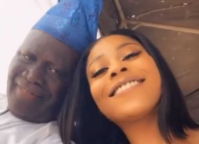 Actress, Lilian Afegbai loses dad after fire accident 1