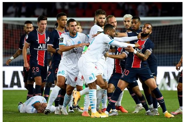Neymar and four other players banned over PSG brawl as LFP investigates racism allegations 1