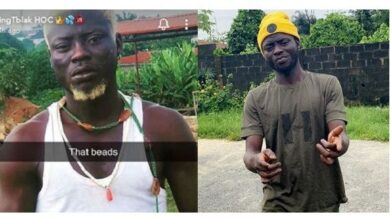 Photo of Kingtblakhoc granted bail after being arrested for shooting porn movie in Osun shrine