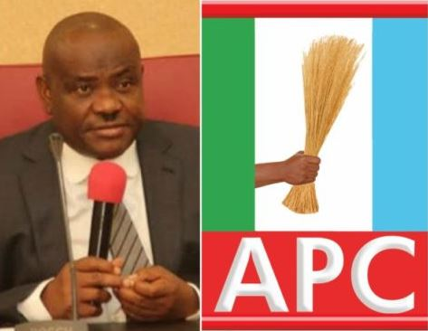 Without thugs, APC will be beaten silly in Edo - Governor Wike 1