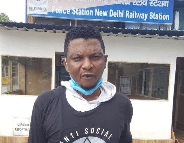 Nigerian 'drug peddler' on expired visa arrested in India with 250 gms cocaine 1