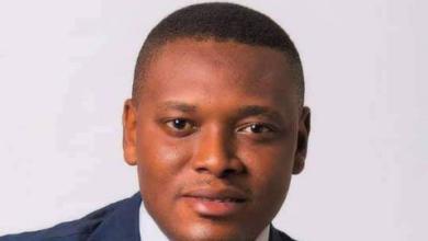 Photo of Nigerian Pastor Tega Ahre declared missing