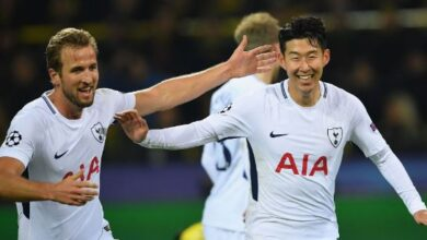 Photo of Son, Kane form lethal link up as Spurs thrash Southampton 5-2