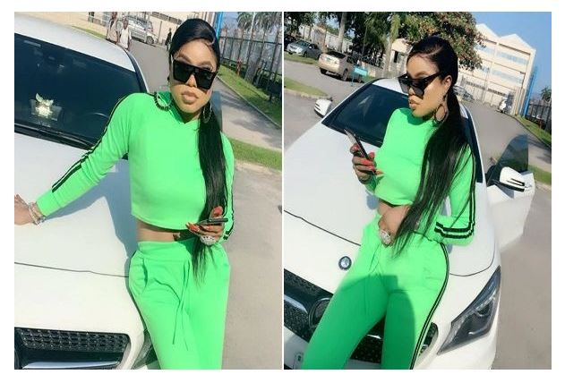 Bobrisky mocks celebrities who looked down on him when he was upcoming; Says he's now richer than them 1