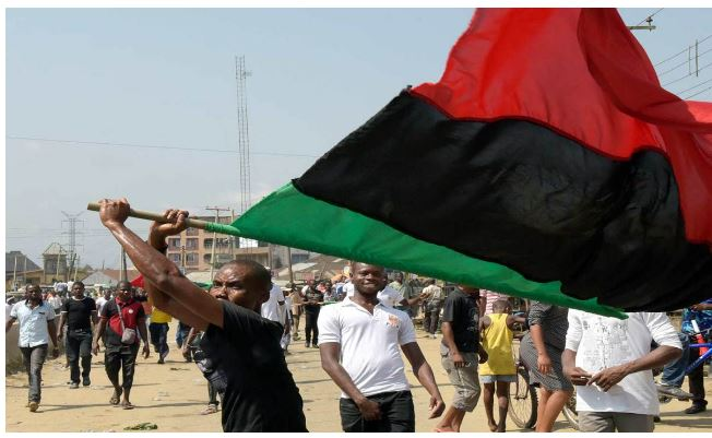 IPOB declares sit-at-home for October 1 1