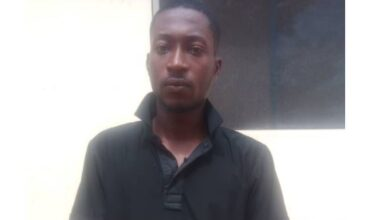 Photo of 26-year-old man arrested for allegedly raping a 10-year-old girl in Anambra