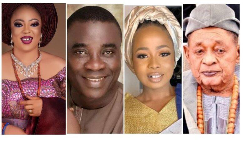 I can swear Olori Ajoke didn't have an affair with KWAM 1 – Wife of Alaafin of Oyo, Olori Folashade 1