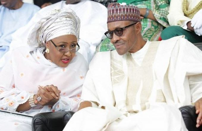 COVID-19 is a sign that God is not happy with us - Aisha Buhari 1