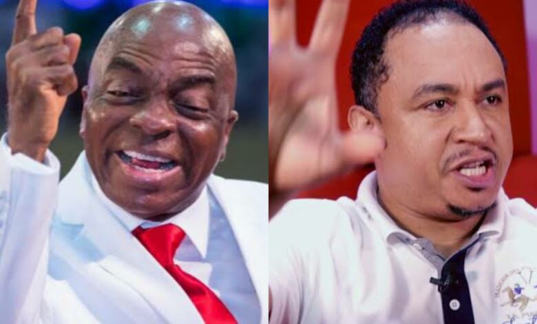 Video: Daddy Freeze apologizes for insulting Bishop Oyedepo in a 2018 video, says his current disagreements are based on scriptures 1