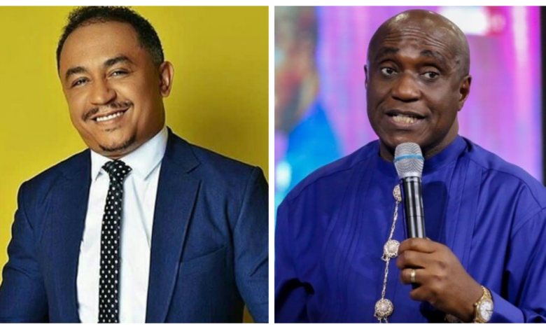 Daddy Freeze Is A Bastard...His Father Is Not Known That Is Why He Keeps Insulting My Spiritual Father 1