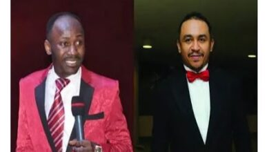 Photo of Criticize pastors but do not insult them- Apostle Suleman tells Freeze as he talks forgiveness as required by the Bible