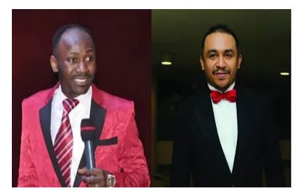 Criticize pastors but do not insult them- Apostle Suleman tells Freeze as he talks forgiveness as required by the Bible 1