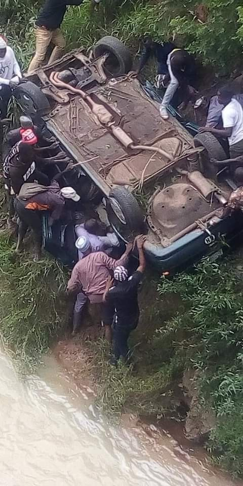 Two ATBU final year students and a prospective Corps member die in motor accident (Photo) 7