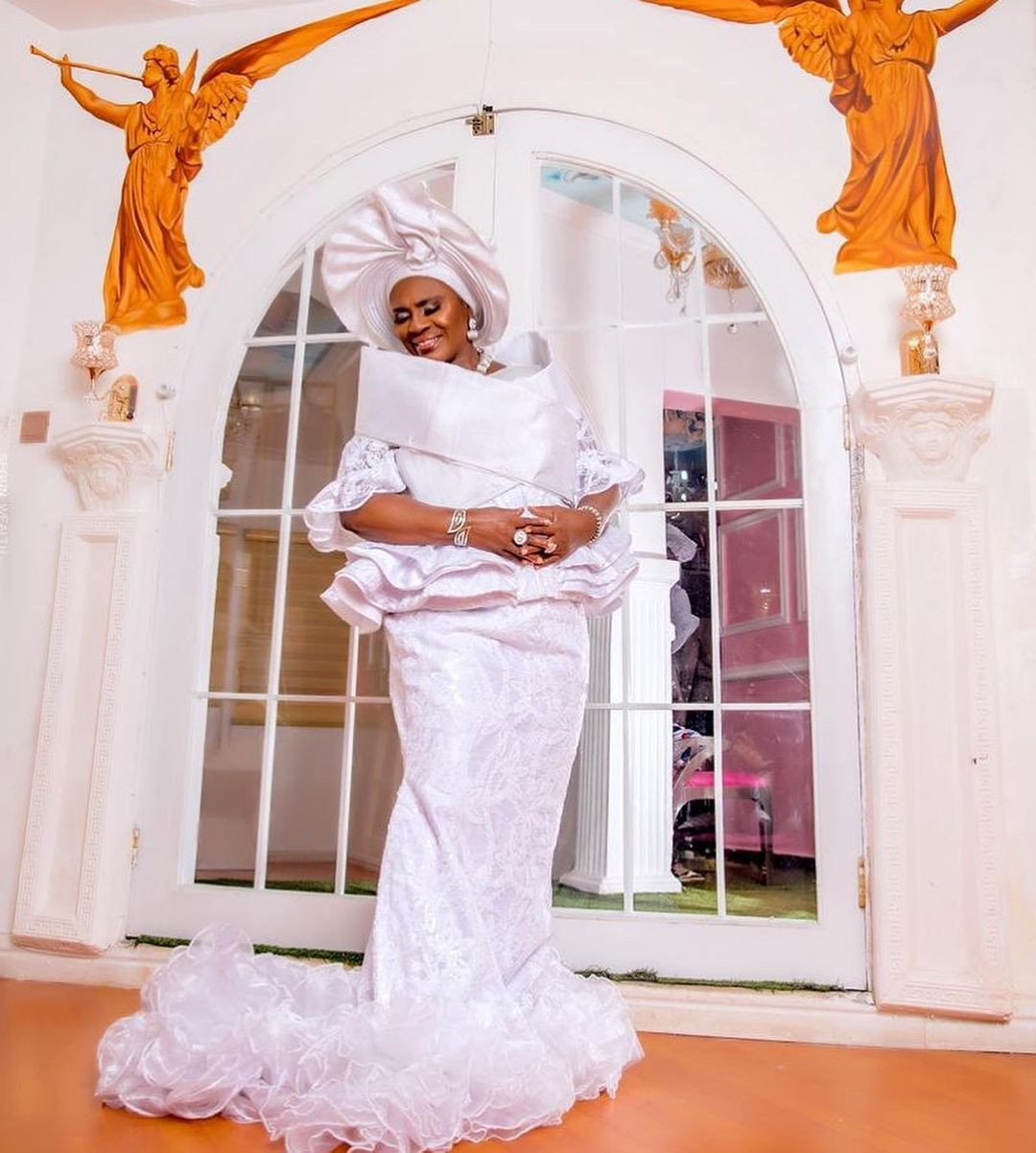 Actress, Iya Rainbow shares lovely photos as she turns 78 (Photos) 15