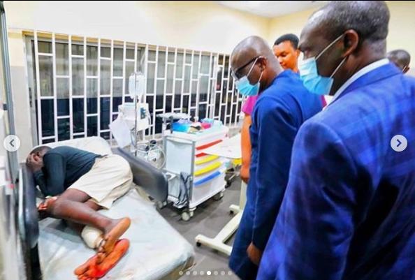 I did not order the killings at Lekki Toll Gate - Sanwo-Olu (Photos) 14