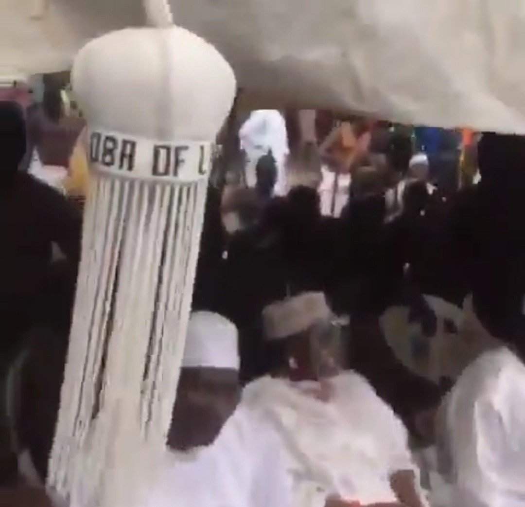 Ritual Rites held for the return of Oba of Lagos Staff to the Palace (Photos) 13
