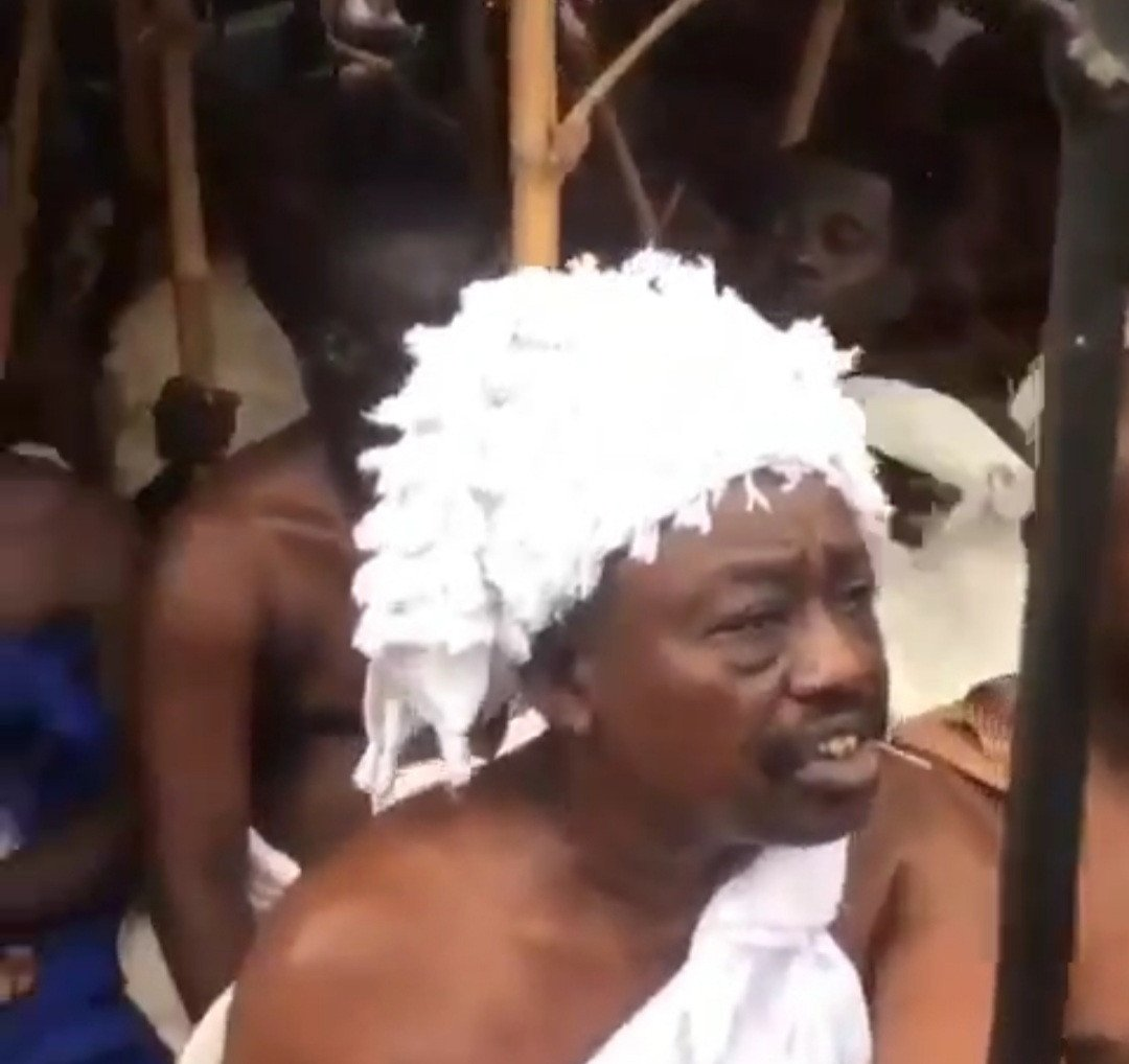 Ritual Rites held for the return of Oba of Lagos Staff to the Palace (Photos) 12