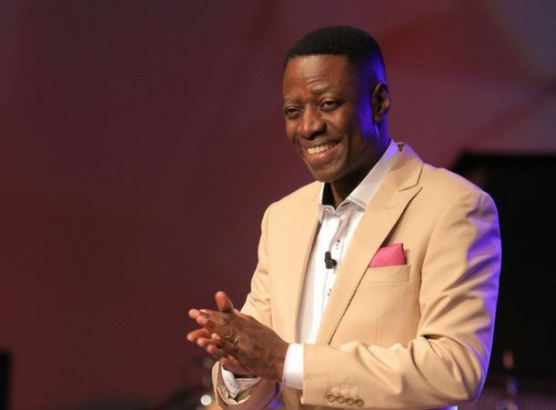 Use this rare opportunity to secure deep changes that will lead to Nigeria's development - Pastor Sam Adeyemi tells protesters 1