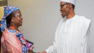 Photo of Senate Minority Caucus rejects Buhari's aide, Lauretta Onochie's nomination as INEC Commissioner