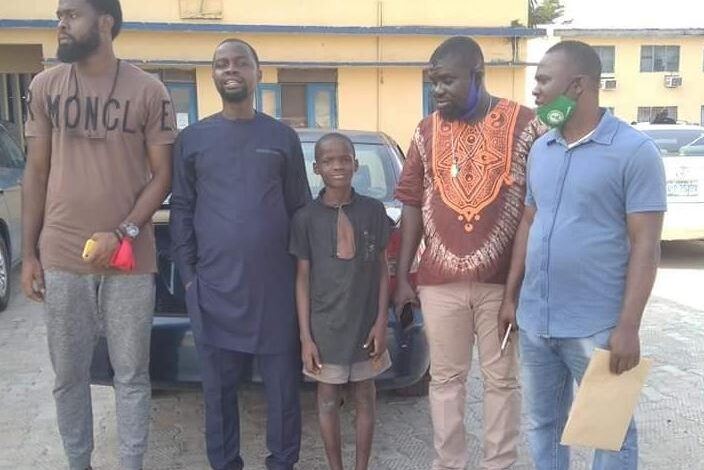 Photo of Police release 11-year-old boy arrested over his alleged involvement in attack on Edo police station