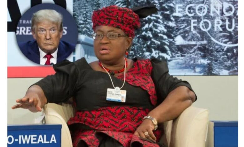 US refuses to back Okonjo Iweala as WTO Chief despite winning, insists on Korea's Myung-hee 1