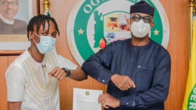Photo of Ogun Governor appoints BBN's Laycon as Youth Ambassador