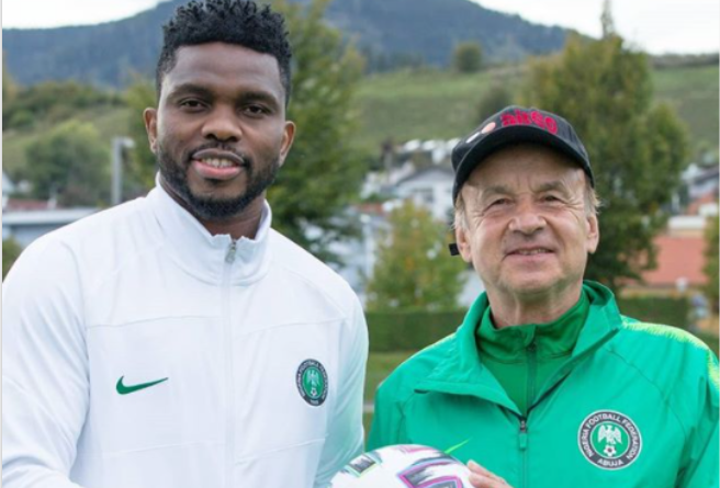 Photo of Joseph Yobo resumes Officially as Super Eagles Assistant Coach