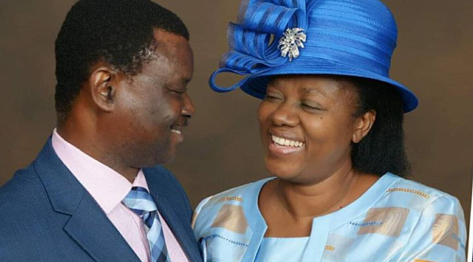 Mike Bamiloye and his Wife, Gloria celebrate 32nd wedding anniversary (photo) 3