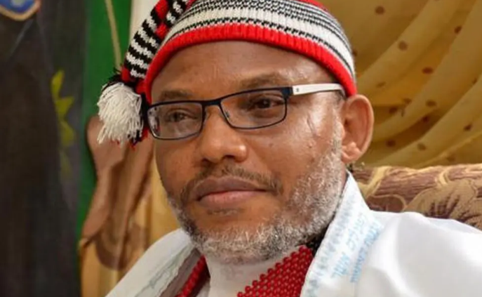 """Within Six weeks from now IPOB will launch Radio Biafra in Daura - Nnamdi Kanu 1"