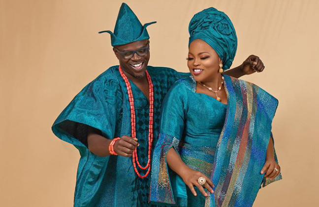Covid-19 Violation: Lagos State Government pardons actress Funke Akindele-Bello and her Husband JJC Skillz 1