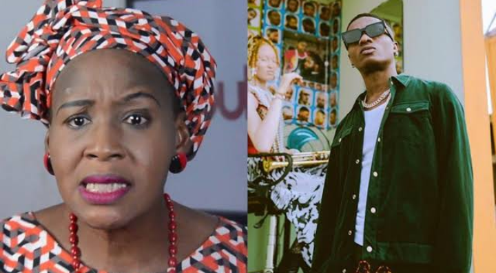 EndSARS protest: Leave that group, they just want to ruin you - Kemi Olunloyo tells Wizkid 1