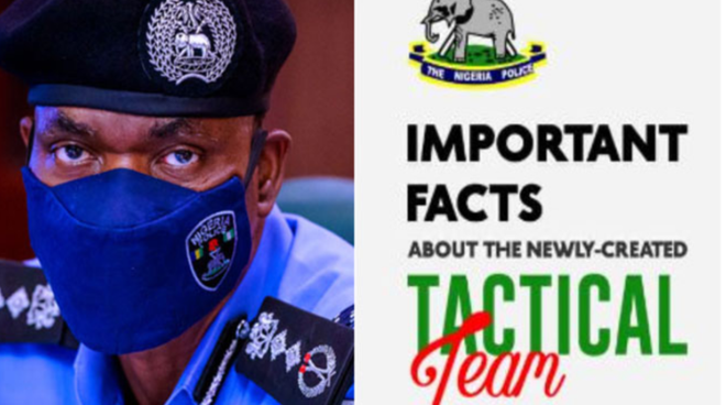 #EndSWAT: No SARS officer will be part of new Tactical Team – Police 1