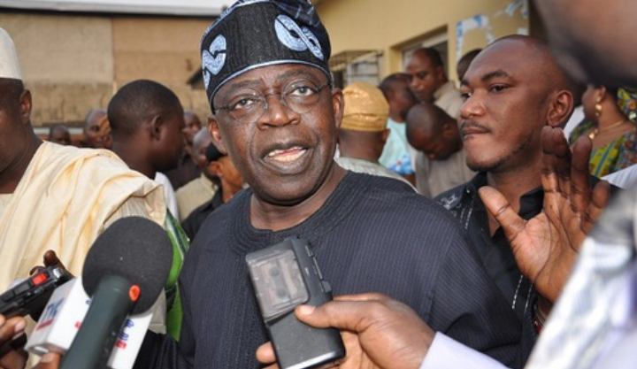 You have made your point, please call off the protest - Tinubu 1