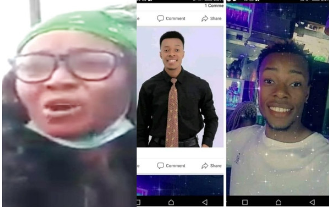 Nigerians fault woman who claimed her Son died during the Lekki shooting 1