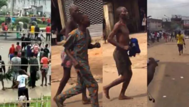 Photo of 25 escaped prisoners return to Correctional Centre in Edo