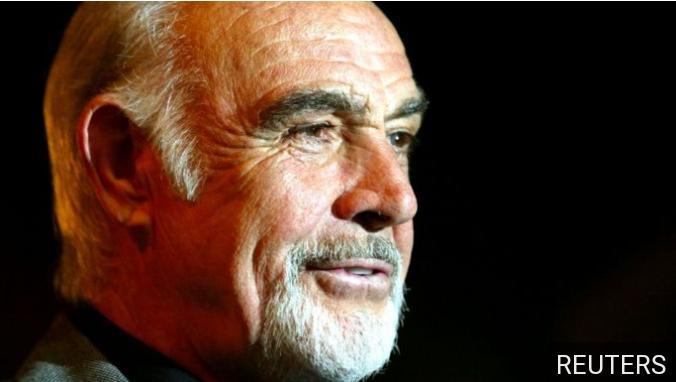 Sir Sean Connery, James Bond actor dies at 90 1