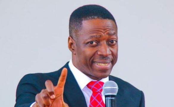 It is totally unacceptable for the police to fire teargas at young citizens attending #ENDSARS protests - Pastor Sam Adeyemi 1
