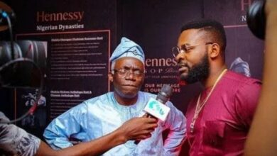 Photo of Femi Falana proud of 'rebellious' son Falz for involvement in #EndSARS protest