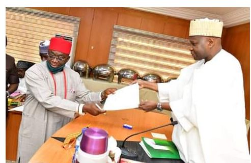 Gombe State Governor swears in an Igbo man as Special Adviser 1