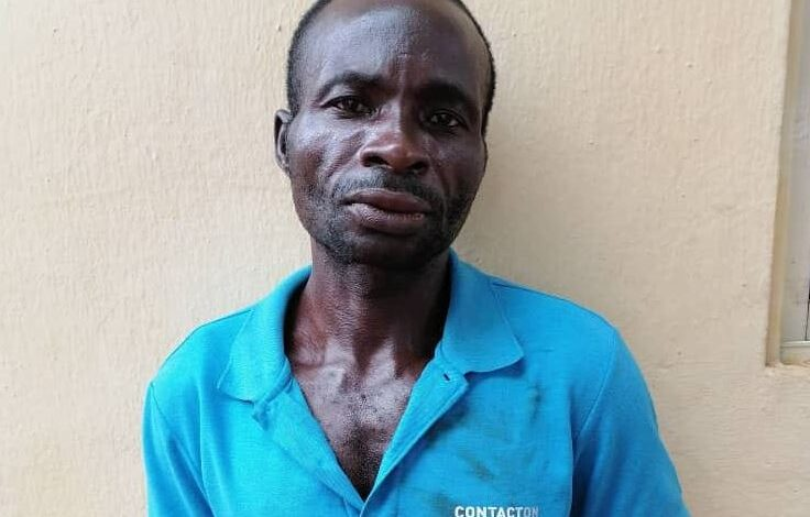 Man arrested for sodomizing three underage boys in Anambra 1