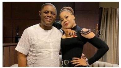 Photo of I have covered my estranged wife's madness for over 7 years to protect my children – Femi Fani Kayode says
