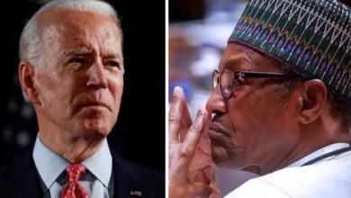 Photo of Stop violent crackdowns on protesters – US Presidential candidate, Joe Biden tells Buhari