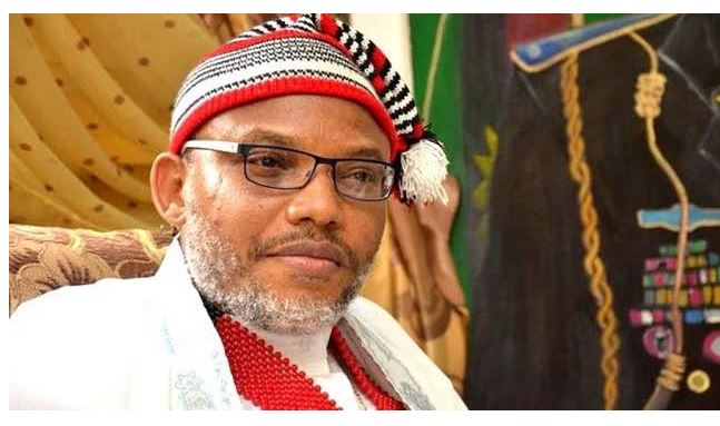 """Nigeria needs to learn that separation can be beneficial to all"" - Nnamdi Kanu 1"