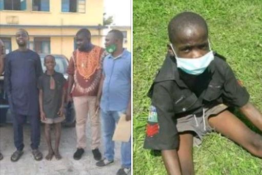 Police release 11-year-old boy arrested over his alleged involvement in attack on Edo police station 4