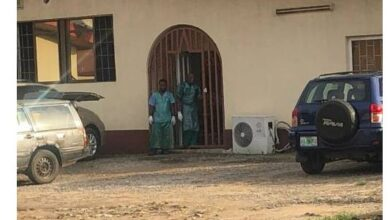Photo of Army denies moving dead bodies from Military hospital, describes Exclusive Report as Fake News