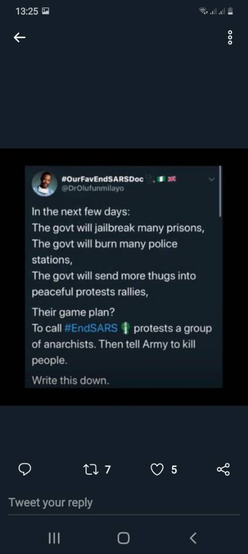 """(Video)""""The Government will keep releasing prisoners and blame EndSARS protesters""""- Dr Olufunmilayo predicts 4"""
