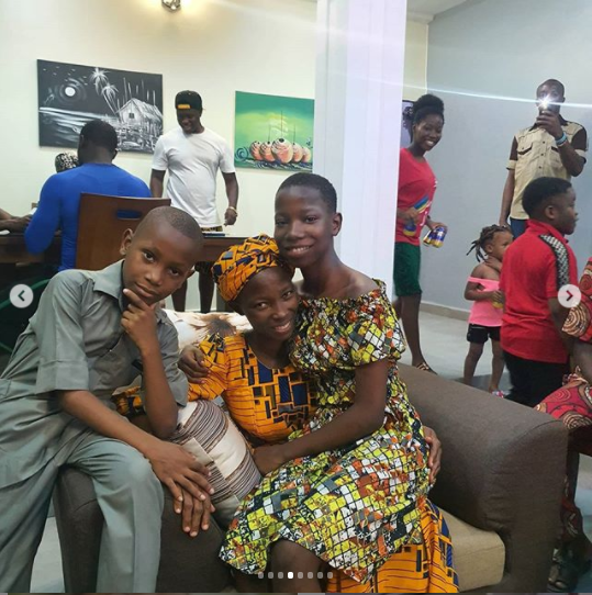 Kid comedienne, Emmmanuella gifts her mother a new house (Photos) 13